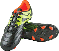 Бутсы футбольные Novus NSB-20 MSR (черный, р-р 43) -