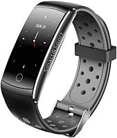 Фитнес-трекер SOVO SE12 цветной дисплей (черный/серый) -