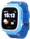 Умные часы детские Wise Q80 (голубой) -