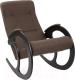 Кресло-качалка Импэкс 3 (венге/Malta 15 А) -