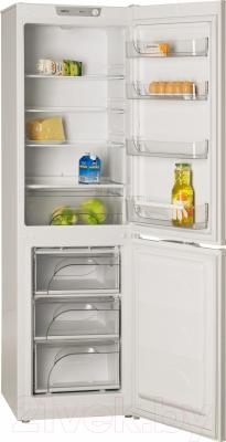 Холодильник с морозильником ATLANT ХМ 4214-000 - общий вид