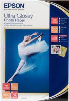 Фотобумага Epson Ultra Glossy Photo Paper (C13S041943) -