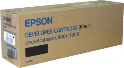 Тонер-картридж Epson C13S050100 - общий вид