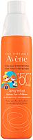 Спрей солнцезащитный Avene SPF50+ для детей (200мл) -