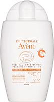 Крем солнцезащитный Avene Минеральный SPF50+ (40мл) -