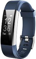 Фитнес-трекер Miru ID115 Plus (черный/синий) -