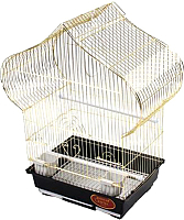 Клетка для птиц Happy Animals 102 Gold -