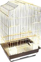 Клетка для птиц Happy Animals А112 Gold -