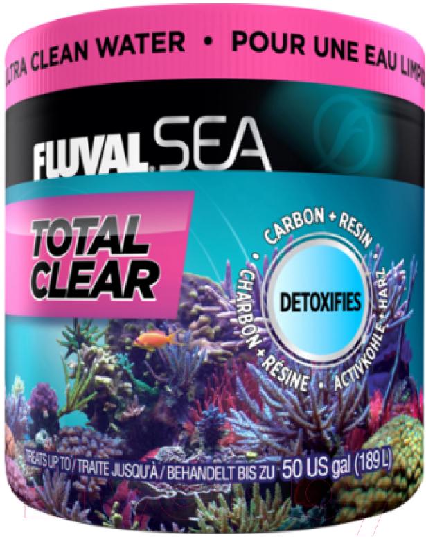 Купить Средство для ухода за водой аквариума HAGEN, Fluval Sea Total Clear / A1506, Германия