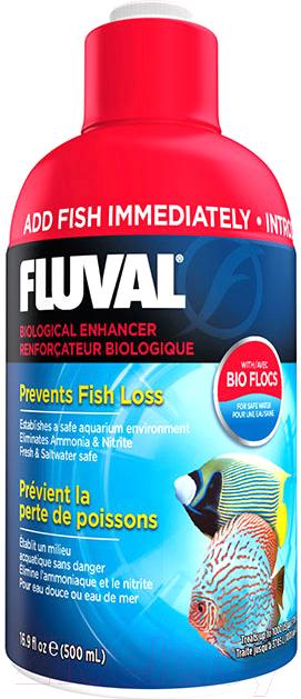 Купить Средство для ухода за водой аквариума HAGEN, Fluval Biological Enhancer / А8351 (500мл), Германия