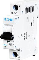 Выключатель автоматический Eaton PL4 1P 6А С 4.5кА 1M / 293122 -