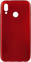 Чехол-накладка Case Deep Matte для P20 Lite (красный) -