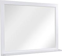 Зеркало Аква Родос Лиана 100 / АР0002339 (белый) -