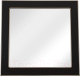 Зеркало для ванной Аква Родос Беатриче 80 / АР0002258 (черный/патина золото) -