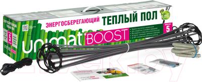 Теплый пол электрический Unimat BOOST-0400