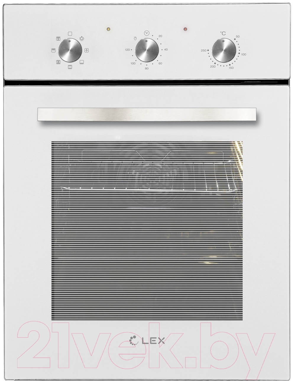 Купить Электрический духовой шкаф Lex, EDM 4570 WH / CHAO000301, Россия