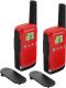 Комплект раций Motorola Talkabout T42 (красный) -