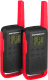Комплект раций Motorola Talkabout T62 (красный) -