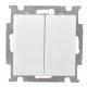 Выключатель ABB Basic 55 1012-0-2141 (белый) -