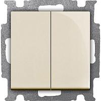 Выключатель ABB Basic 55 1012-0-2148 (слоновая кость) -