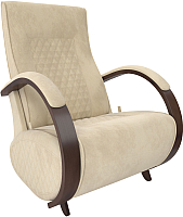 Кресло-качалка Импэкс Balance 3 (орех/Verona Vanilla) -