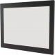 Зеркало для ванной Аква Родос Беатриче 100 / АР0001851 (черный/патина хром) -