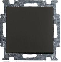 Выключатель ABB Basic 55 1012-0-2174 (шато-черный) -