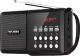 Радиоприемник Sven PS-60 (черный) -