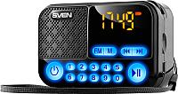 Радиоприемник Sven PS-25 (черный) -