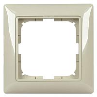 Рамка для выключателя ABB Basic 55 1725-0-1526 (бежевый) -