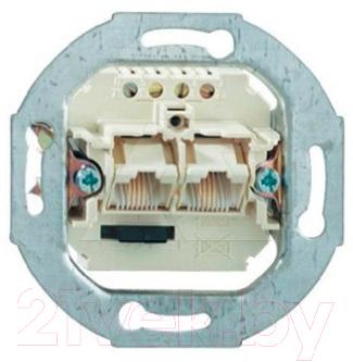 Розетка ABB, Basic 55 13010416, Китай, пластик, Basic 55 (ABB)  - купить со скидкой