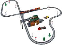 Железная дорога детская Maya Toys С погрузчиком / 2083 -