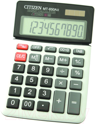 <b>Citizen MT</b>-<b>850A II Калькулятор</b> купить в Минске