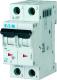 Выключатель автоматический Eaton PL4 2P 10А С 4.5кА 2M / 293141 -