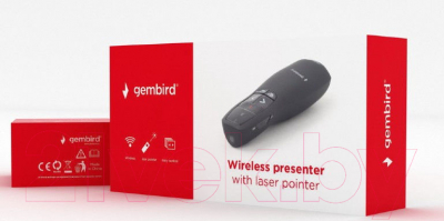 Презентер Gembird WP-L-02