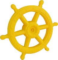 Аксессуар для детской площадки Perfetto Sport Штурвал Шторм PS-318 (желтый) -