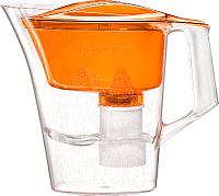 Фильтр питьевой воды БАРЬЕР Танго (оранжевый с узором) -