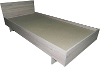 Односпальная кровать Барро КР-017.11.02-12 90x200 (дуб сонома) -