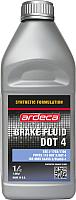 Тормозная жидкость Ardeca Brake Fluid DOT 4 (1л) -