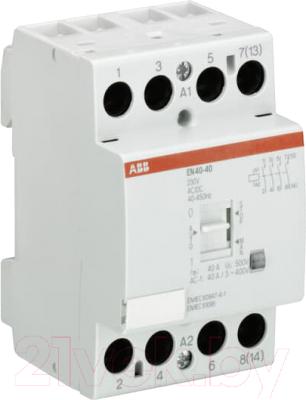 Контактор ABB EN40-30 / GHE3421501R0006 (рычаг управления)