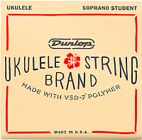 Струны для укулеле Dunlop Manufacturing DUQ201 UKE Soprano -