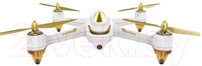 Квадрокоптер Hubsan Hi-editon H501S (белый)