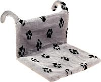 Гамак для животных Happy Friends Лапки stm 199 (серый) -