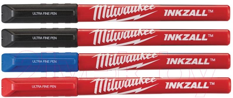 Купить Набор маркеров строительных Milwaukee, 48223165, Китай