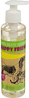 Шампунь для животных Happy Friends Для линяющих собак и кошек (240мл) -