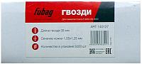 Гвозди для степлера Fubag 140127 -
