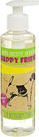 Шампунь для животных Happy Friends Для жесткошерстных собак (240мл) -