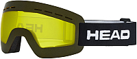 Маска горнолыжная Head Solar L Unisex Yellow / 394457 -