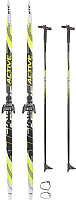 Комплект беговых лыж STC 0075 180/140 -