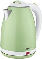 Электрочайник Lumme LU-145 (зеленый нефрит) -